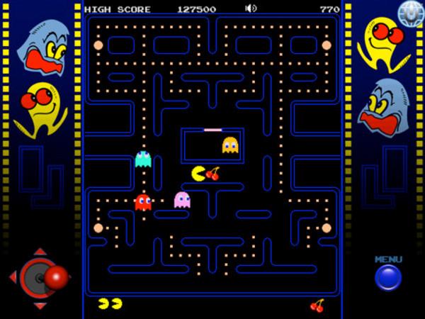 Pac-man que também teve versões para Atari 2600 também ganhou versões para Android e iOS (Foto: Divulgação)