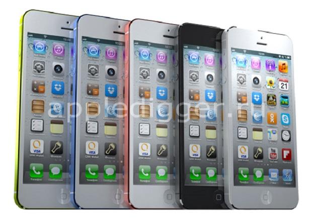 Próximo iPhone pode vir com cores diferentes (Foto: Reprodução Apple Digger)