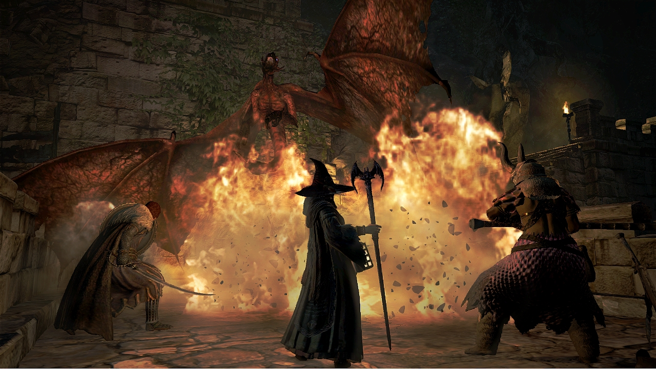 Dragon's Dogma: Dark Arisen (PC) 2016