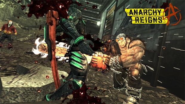 Jack Cayman volta com o dobro de violência em Anarchy Regins (Foto: webguyunlimited.com)