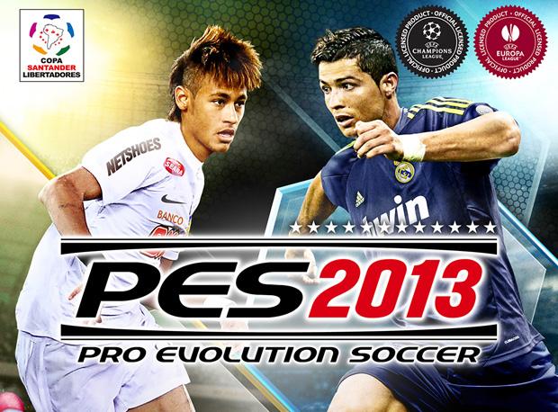 PES 2013 supera FIFA 13 nas vendas brasileiras (Foto: Divulgação)