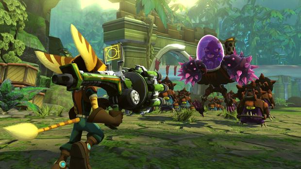 Ratchet & Clank: Full Frontal Assault (Foto: Divulgação)