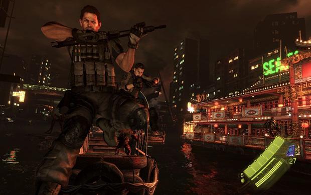 Resident Evil no PC tem o Modo Mercenários: Sem Piedade (Foto: Divulgação)