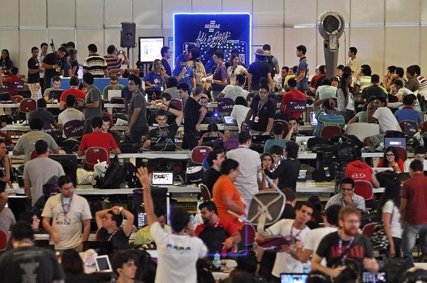 Arena Campus Party 2012 (Foto: Reprodução/Flickr)