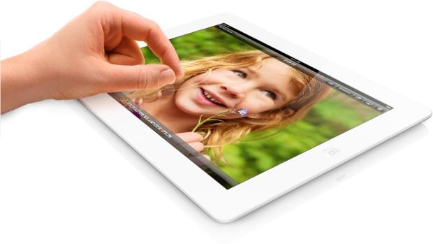 Apple anuncia iPad de 128 GB com tela Retina (Foto: Divulgação/Apple)
