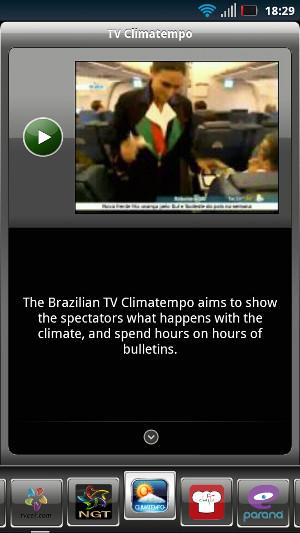 SPB TV contém vários canais brasileiros (Foto: Reprodução/Dario Coutinho)