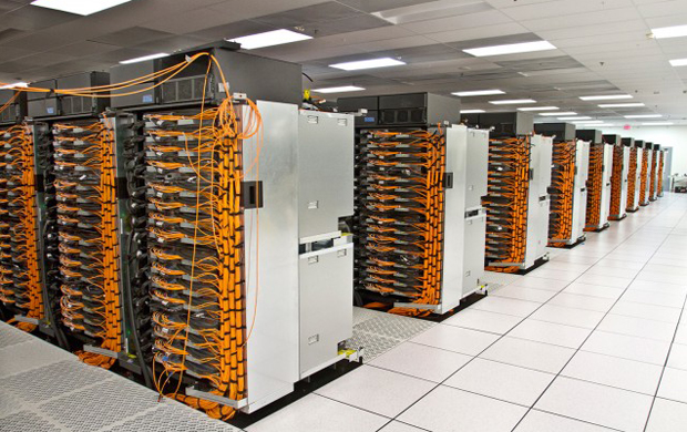 Supercomputador IBM Blue Gene/Q Sequoia quebrou recorde  (Foto: Reprodução)