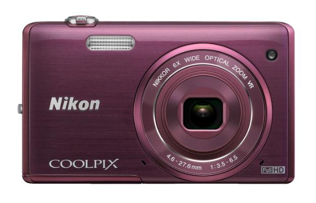 Nikon S5200: Na mesma linha da S9500 e da S9400, mas com baixo custo (Divulgação)