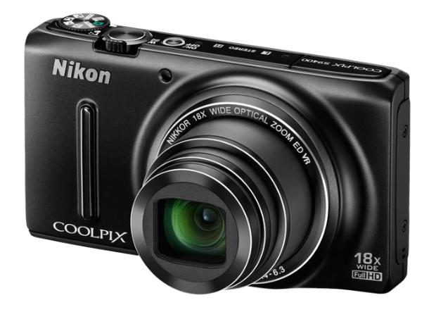 A Nikon S9400 é uma câmera com zoom mais modesto se comparada com a S9500 (Divulgação)