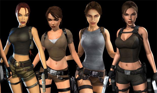 Lara Croft já teve belos uniformes nos games (Foto: Reprodução)