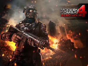Modern Combat 4: Zero Hour (Foto: Reprodução)