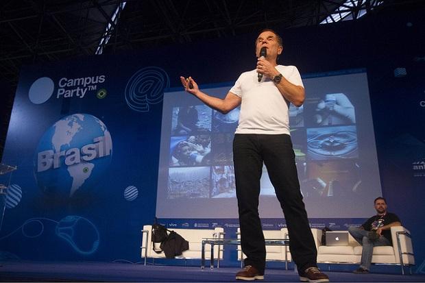 Tapscott explica como revolução tecnológica pode nos ajudar (Foto: Reprodução/Flickr)