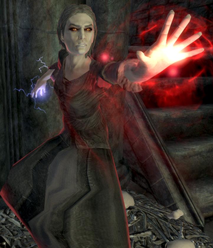 Para se tornar um vampiro basta ser infectado pelo vírus (Foto: elderscrolls.wikia)