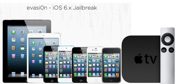 Evasi0n traz p jailbreak permanente para quase todos os gadgets da Apple (Foto: Reprodução/9TO5Mac)