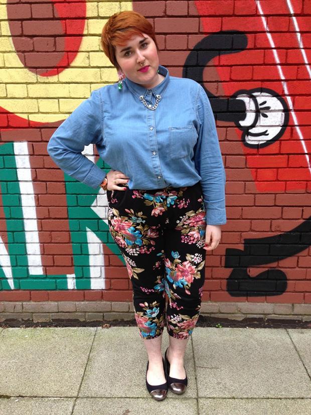 Look de Bethany Rutter (Foto: Reprodução/ Archedeyebrow)