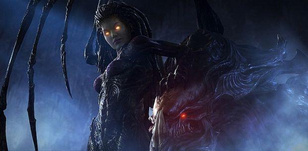 Kerrigan foi transformada ao ser entregue pelos humanos. Agora ela comanda os Zergs (Divulgação|Blizzard)