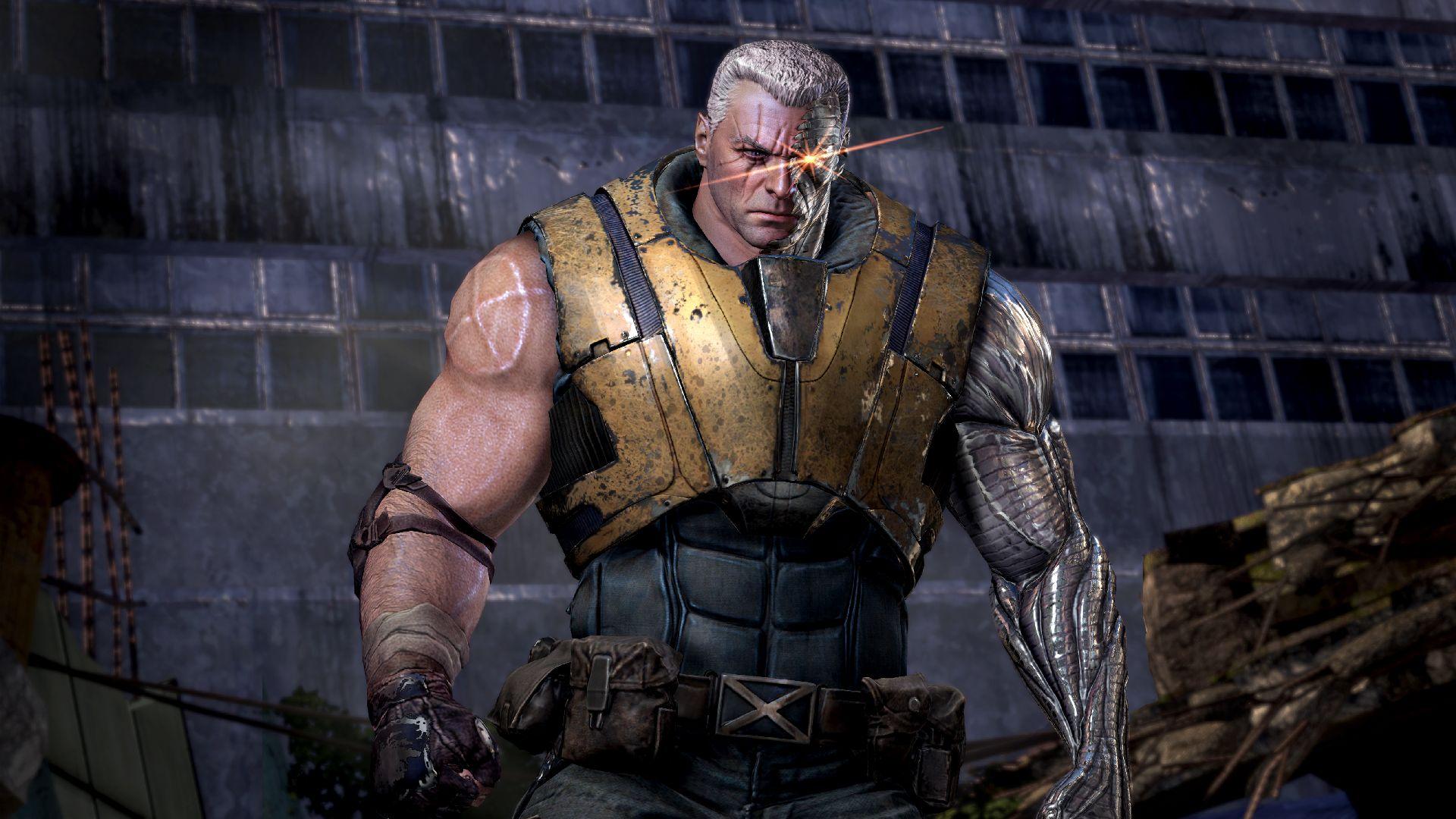 Cable promete rivalizar com Deadpool na destruição (Foto: Divulgação)