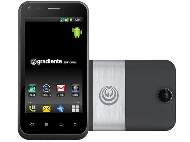 Gradiente, dona do nome iPhone no Brasil, pode vender marca (Divulgação|Gradiente) (Foto: Gradiente, dona do nome iPhone no Brasil, pode vender marca (Divulgação|Gradiente))