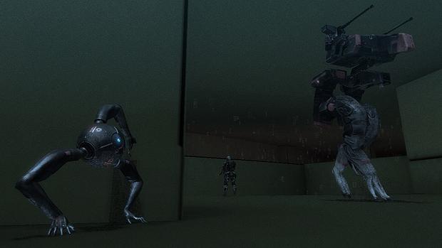 O irritante Dwarf Gekko será controlável pela primeira vez nas VR Missions (Foto: PlayStation Blog)