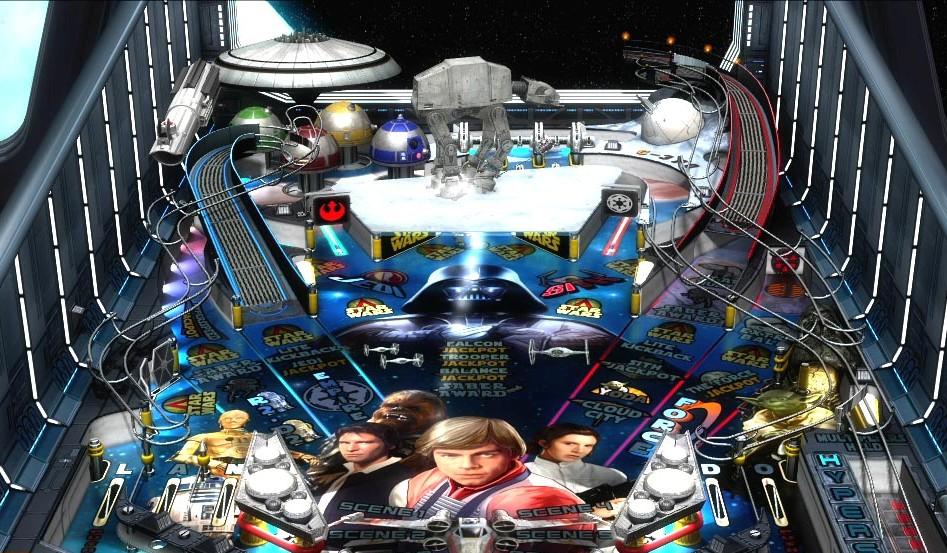 Star Wars vira tema de jogos de Pinball (Foto: gameinformer)