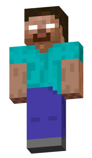 minecraft-herobrine-avatar-blocoid