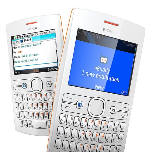 Nokia Asha 205, dual-chip com botão do Facebook, chega ao Brasil por ...