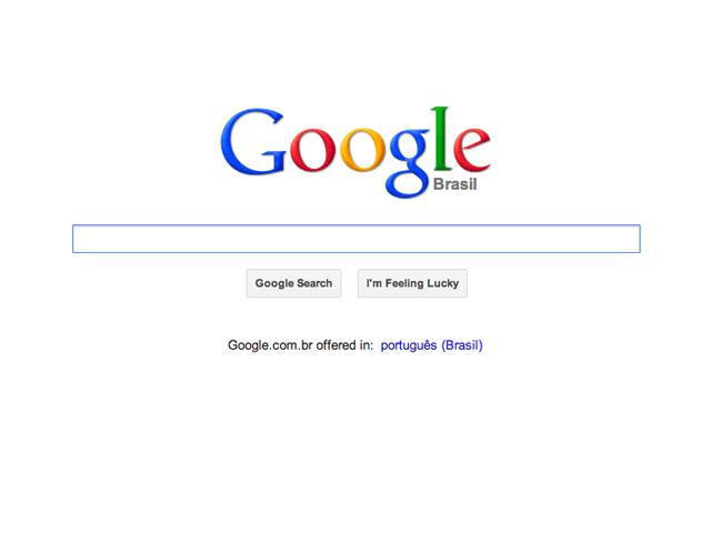 O mecanismos de busca surgiu em 2000 e conta com outros vários serviços. (Foto: Reprodução / Google)