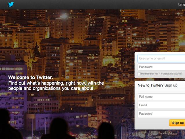 Twitter: Serviço de microblogging. (Foto: Reprodução / Twitter )