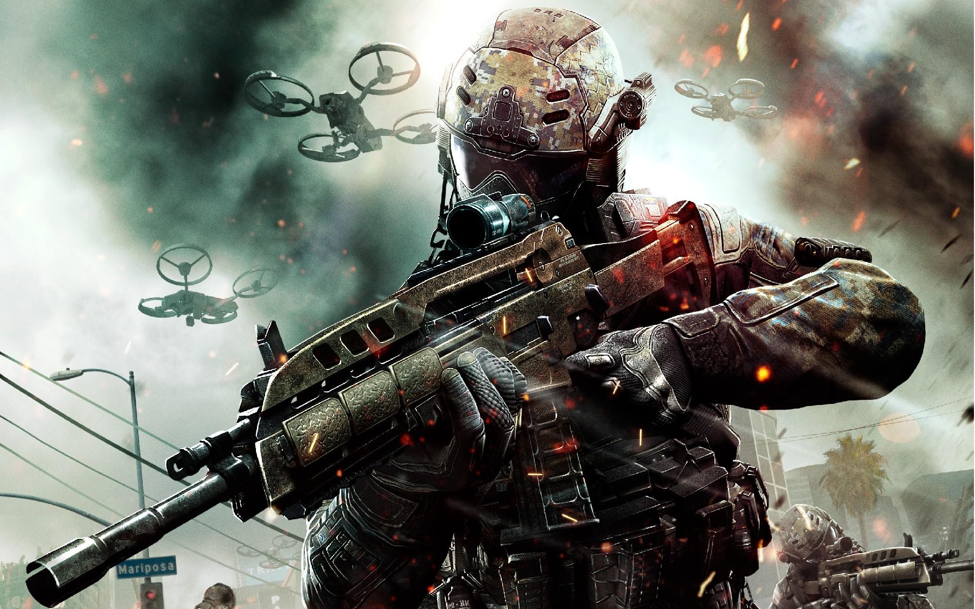 A Activision acredita que o novo Call of Duty não será tão lucrativo quanto Black Ops 2 (Foto: Divulgação)