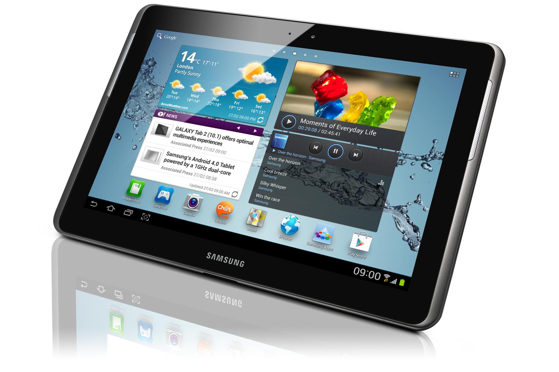 Galaxy Tab 2, um dos gadgets mais eficazes (Foto: Divulgação/Samsung) (Foto: Galaxy Tab 2, um dos gadgets mais eficazes (Foto: Divulgação/Samsung))
