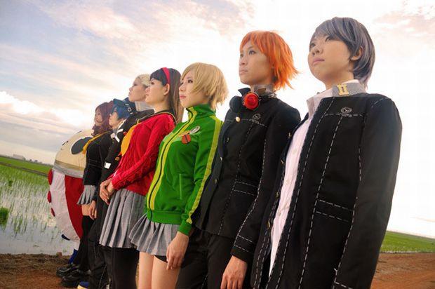 Fãs de desenhos japoneses podem se vestir de Persona 4 (Foto: Reprodução/Destructoid)