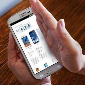 S4 poderá reconhecer gestos sem toques na tela (Foto: Reprodução/UberGizmo) (Foto: S4 poderá reconhecer gestos sem toques na tela (Foto: Reprodução/UberGizmo))