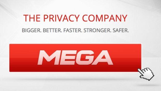Mega foi o site de compartilhamento de arquivos criado por Kim Dotcom (Divulgação)