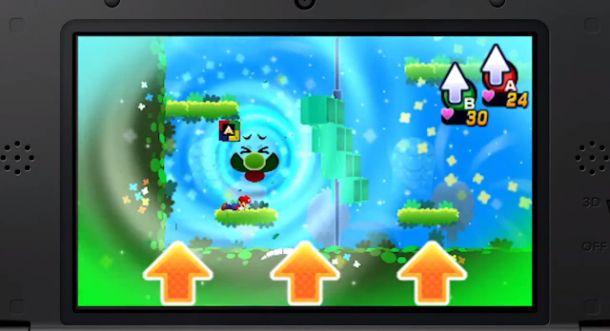Mario & Luigi: Dream Team - o RPG inspirado no filme A Origem? (Foto: Divulgação) (Foto: Mario & Luigi: Dream Team - o RPG inspirado no filme A Origem? (Foto: Divulgação))