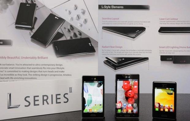 Novos aparelhos da LG devem ser lançados na MWC (Foto: Reprodução Geeky Gadget) (Foto: Novos aparelhos da LG devem ser lançados na MWC (Foto: Reprodução Geeky Gadget))