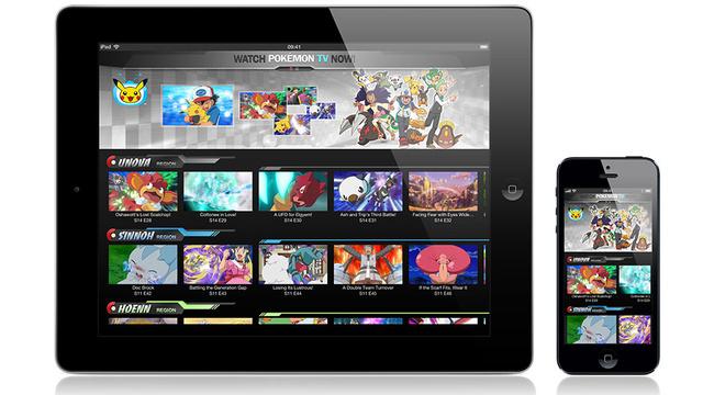 O aplicativo Pokémon TV vai incluir todos os episódios do desenho (Foto: Divulgação)