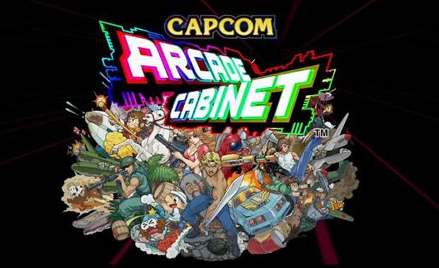 Capcom Arcade Cabinet é o relançamento de clássicos (Foto: Divulgação)