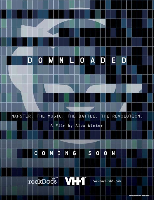 Cartaz do documentário Downloaded (Divulgação)