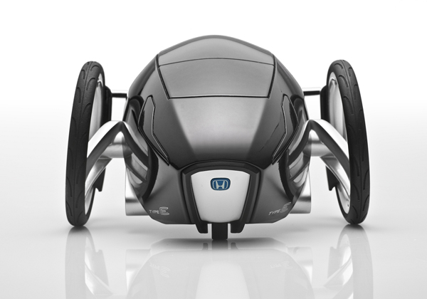Honda Type E concept tem design futurista (Foto: Divulgação)