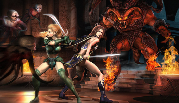 O céu é o limite para a conectividade de EverQuest (Foto: Divulgação)