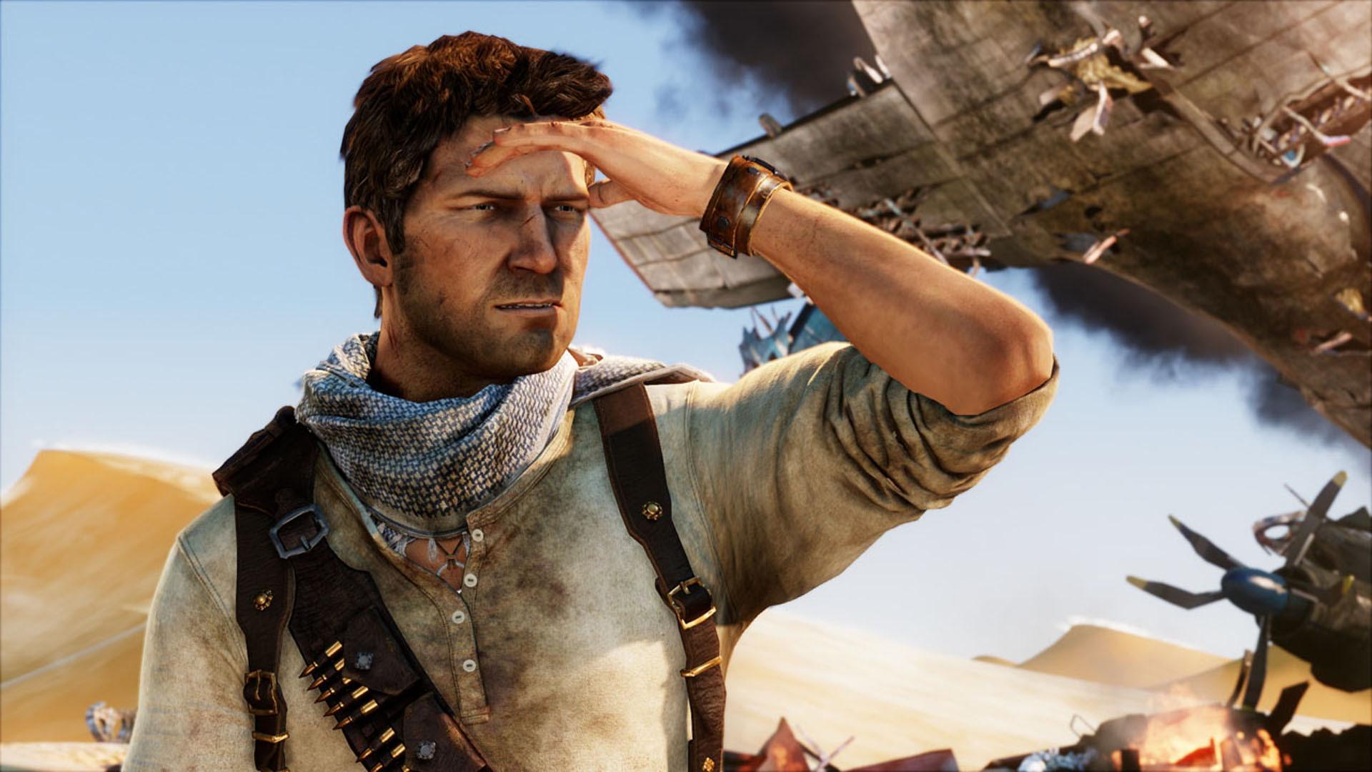 O que o PlayStation 4 reserva para Nathan Drake? (Foto: Divulgação)