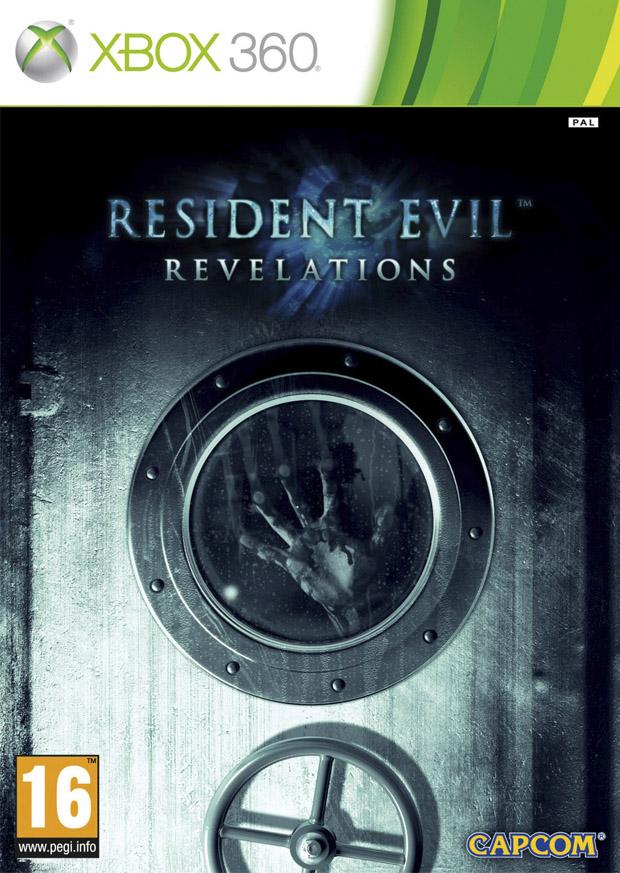 Capa da versão de Resident Evil: Revelations para PlayStation 3. (Foto: Divulgação) (Foto: Capa da versão de Resident Evil: Revelations para PlayStation 3. (Foto: Divulgação))