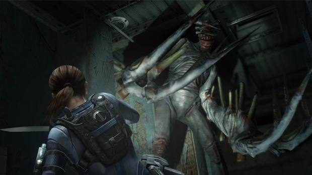 Resident Evil: Revelations chegará às lojas no dia 21 de maio. (Foto: Divulgação) (Foto: Resident Evil: Revelations chegará às lojas no dia 21 de maio. (Foto: Divulgação))