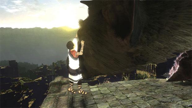 The Last Guardian é um polêmico jogo de PS3 que pode sair só no PS4 (Foto: Divulgação)