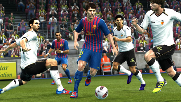 PES 2013 é outro game que pode ganhar continuação já no PS4 (Foto: Divulgação)