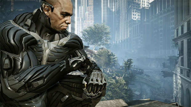 Crysis 3 tem o retorno de Prophet (Foto: Divulgação)