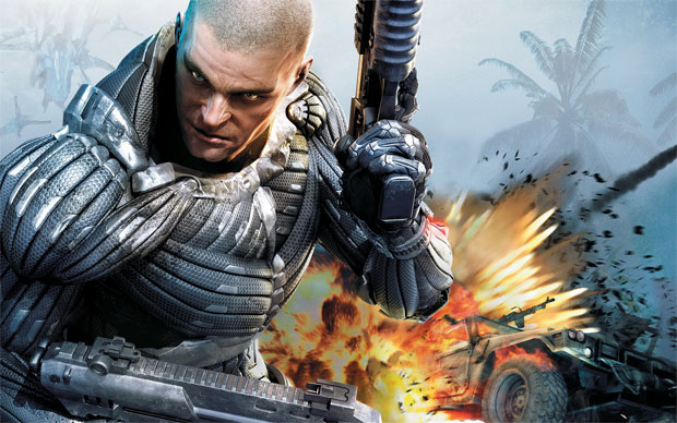 Crysis: Warhead foi uma aventura paralela (Foto: Divulgação)