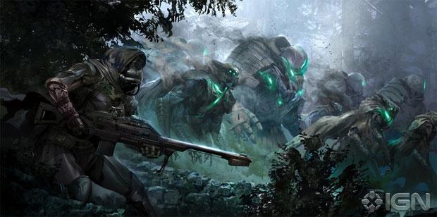 Destiny conta com funções sociais e modos multiplayer (Foto: Reprodução/IGN)