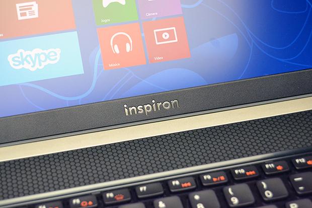 Linha Inspiron traz notebooks com Windows 8 (Foto: Stella Dauer)