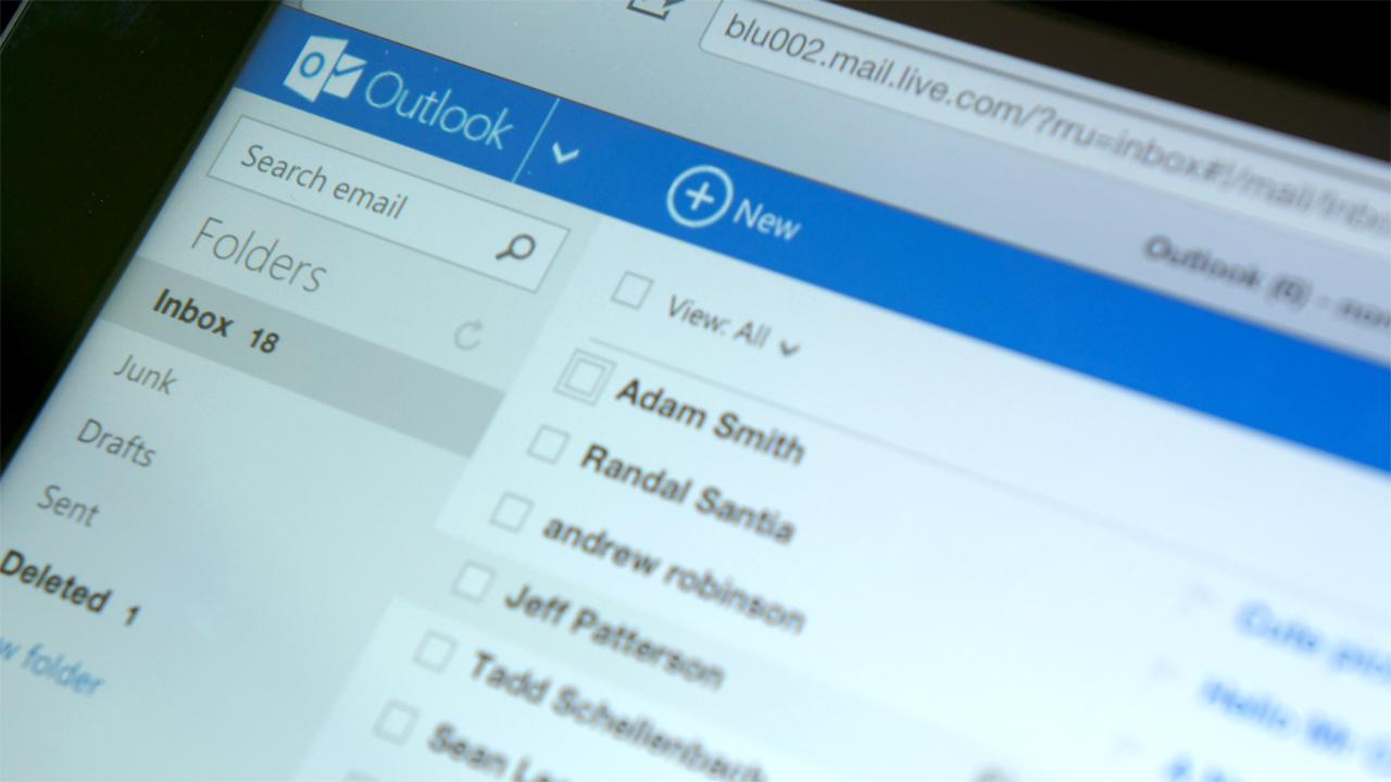 Com 60 milhões de usuário, Outlook sai do beta e planeja substituir o Hotmail. (Foto: Reprodução)